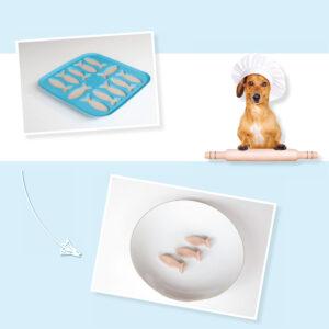 tonijnijsjes- hond