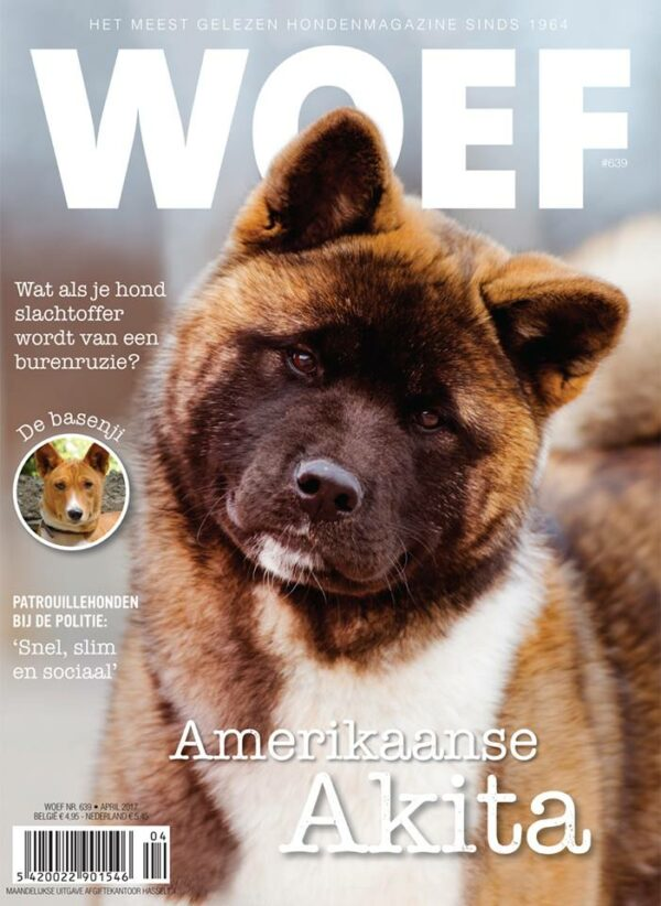 Woef april 2017