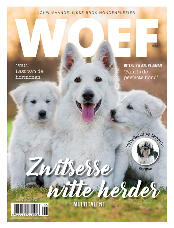 Woef april 2018