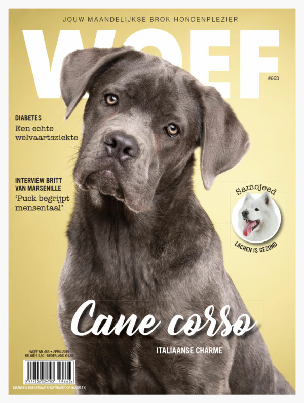 Woef april 2019