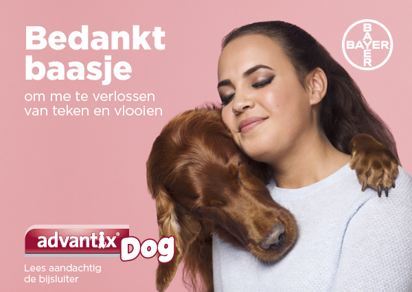 Advantix van Bayer