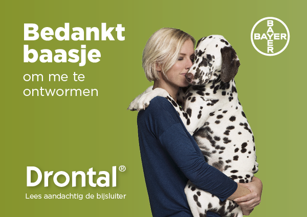 Drontal van Bayer
